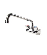 "Universal 10"" Wall Mount Bar Sink Faucet, 4"" Centers"