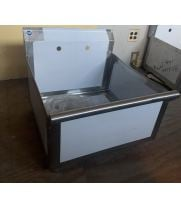 Scratch & Dent - Universal BS2424-1 - Two Compartment Sink - 24""