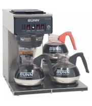 Bunn 12950.0112 - Automatic Coffee Brewer - Model CWT15-3 - 4 gal/hr