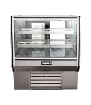 "Leader CBK36 - 36"" Refrigerated Bakery Display Case - Counter Height"