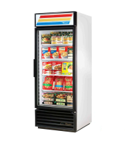 "True GDM-26 - 30"" Glass Door Reach In Refrigerator"