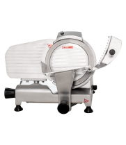 "Universal HBS-220JS 9"" Manual Gravity Feed Meat Slicer - 1/4 hp"