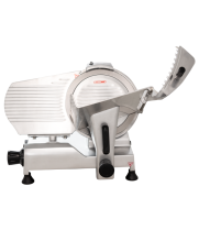 "Universal HBS-300 12"" Manual Gravity Feed Meat Slicer - 1/2 hp"