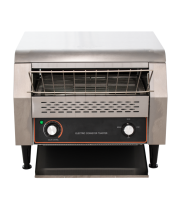 "Universal HTT-360 15"" Wide Conveyor Toaster - 3"" Opening - 120V, 1700W"