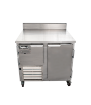 "Leader LB36BS - 36"" Worktop Refrigerator"