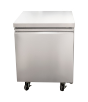 "Universal TUC27F 27"" Undercounter Freezer One Solid Door"