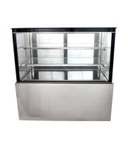 "Universal UBDC48 48"" Refrigerated Bakery Display Case - Counter Height"