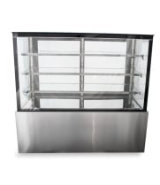 "Universal UHBDC60 60"" Refrigerated Bakery Display Case - High Exposure"