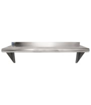 "Universal WS1236 - Stainless Steel Wall Shelf - 12"" X 36"""