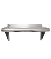 "Universal WS1424 - Stainless Steel Wall Shelf - 14"" X 24"""