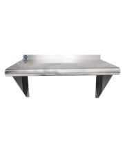 "Universal WS1824 - Stainless Steel Wall Shelf - 18"" X 24"""