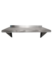 "Universal WS1836 - Stainless Steel Wall Shelf - 18"" X 36"""