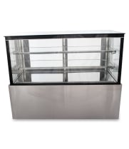 "Universal UBDC60 60"" Refrigerated Bakery Display Case - Counter Height"
