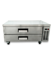 "Universal UCB52 52"" 2 Drawer Refrigerated Chef Base"