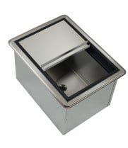 "Krowne D278 - 20"" Drop-In Ice Bin"