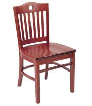 G & A Seating 3820 - Luna Chair (12 per Case)