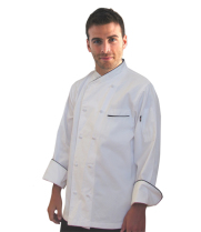 Dickies Chef DC112 - Chef Coat - Egyptian Cotton