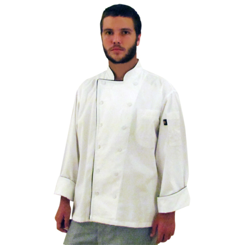 Dickies Chef DC103 - Chef Coat - Bruno Executive