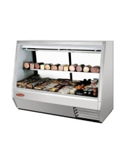 "Universal FC6SC - 72"" Single Duty Deli Display Case"