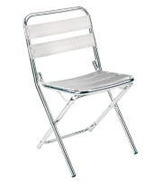 G & A Seating 323AL - Folding Outdoor Chair (12 per Case)