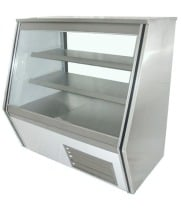 "Universal HDC36SC - 36"" Double Duty Deli Case"