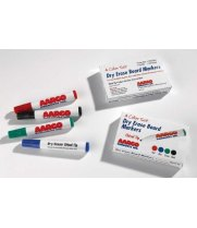 Universal 116M4 - Dry Erase Markers - Pack of 4