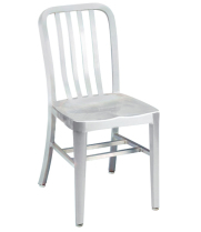 G & A Seating 870 - Aluminum Classic Chair (12 per Case)
