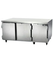 "Leader ESLB72 - 72"" Low Boy Under Counter Refrigerator NSF Certified"