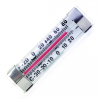 CDN ProAccurate Refrigerator/Freezer Thermometer [FG80]
