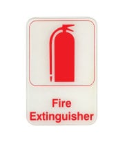 Universal  2081566  - Fire Extinguisher Sign