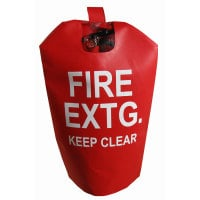 Universal  472I4104 - Fire Extinguisher Cover With Window 16
