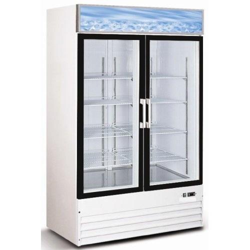 Universal G12bm2f 54 Swing Glass Door Reach In Refrigerator