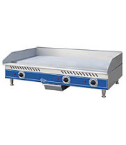 Globe GEG36 - Electric Countertop Medium-Duty Griddle 36""