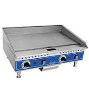 Globe PG24E - Electric Countertop Economy Griddle 24""