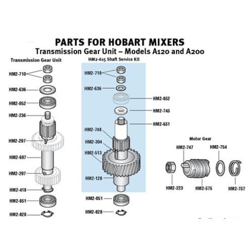 Hobart - HM6-102 - Chimney
