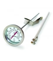 "CDN IRL500 - Insta-Read Long Stem Fry 12"" Thermometer"