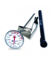 CDN IRXL-400 - ProAccurate Insta-Read Candy & Deep Fry Thermometer