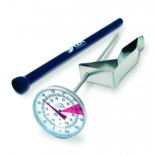 CDN ProAccurate Insta-Read Beverage & Frothing Thermometer 6.5