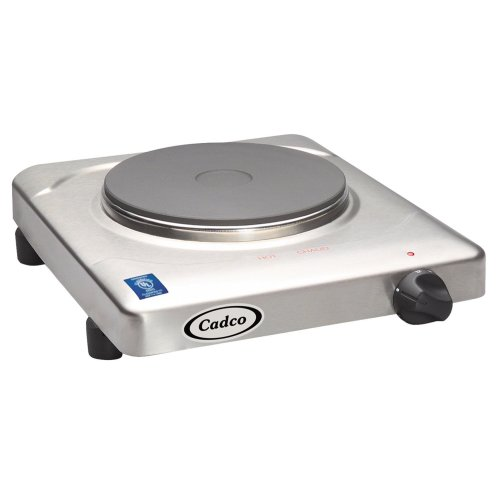 Cadco - KRS2 - Portable Cast Iron Range - 7.125