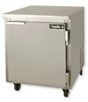 "Leader ESLB27 - 27"" Low Boy Under Counter Refrigerator NSF Certified"