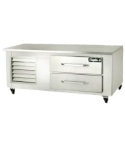 "Leader LB60ES - 60"" Chef Base Refrigerator"