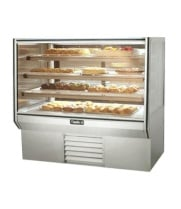 "Leader HBK48 - 48"" Refrigerated Bakery Display Case - High Volume"