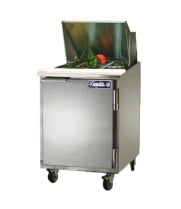 "Leader LM27 - 27"" Refrigerated Sandwich / Salad Prep Table"