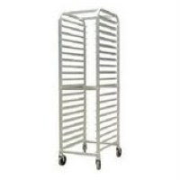 Universal Side Load Aluminum Bakery Rack, 20 Levels NSF [PRAL-20S]