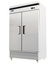 "Atosa MBF8507 - 54"" Reach In Refrigerator - 2 Doors"