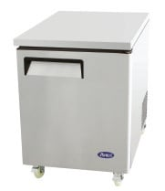 "Atosa MGF8405 - 27"" Undercounter Freezer - 1 Door"