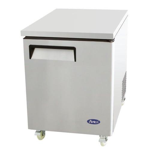 atosa mgf8401 27 undercounter refrigerator 1 door - Commercial Undercounter Refrigerator