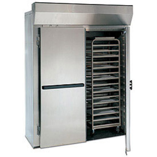 Bakery Aid Mist-O-Matic™ Heavy Duty Double Door Roll-In Rack Proofer [UNI-BAP-2-40]