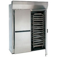 Bakery Aid Mist-O-Matic™ Heavy Duty Double Door Roll-In Rack Proofer [UNI-BAP-2-30]