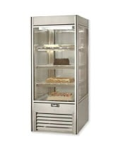 "Leader NPS30DS - 30"" Swinging Glass Door Refrigerator - Four View"